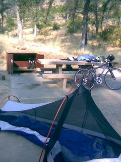 Jones Valley Campground Shasta Lake, California